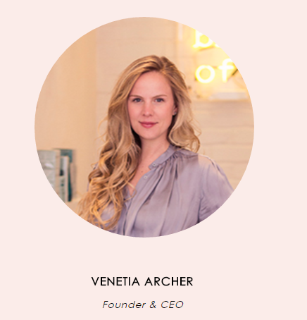 Venetia Archer - London & New York